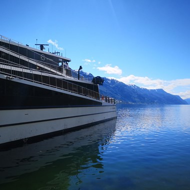 Electric Fjord Cruise on the Hardangerfjord - Cider Tour in the Hardangerfjord by Fjord Tours - Hardanger, Norway