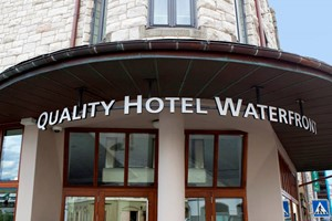 Quality hotel waterfront