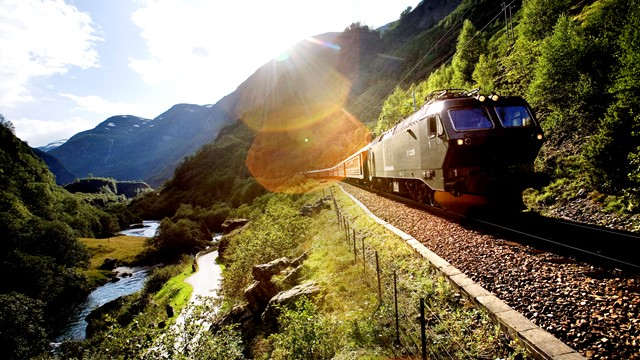 trains in norway scenic railway tours fjord tours