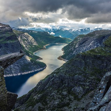 Trolltunga Sunrise & Sunset trip
