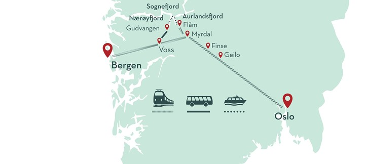 Fjord Tours - Maps and information - Fjord Tours