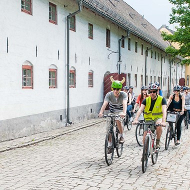 Viking Biking Oslo - Bike Tour City Highlights