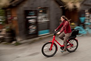 Electric bike rental in Geiranger