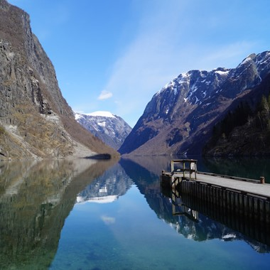 Experience Gudvangen on the Geirangerfjord & Norway in a nutshell® tour - Norway