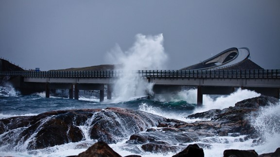 The Atlantic Road - Norway