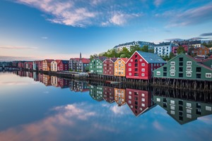 Experience Trondheim on the Hurtigruten & Norway in a nutshell® tour - Trodheim, Norway