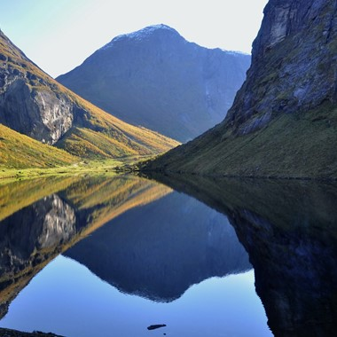 Experience the Norangdalen on the Hjørundfjorden & Norway in a nutshell® tour by Fjord Tours