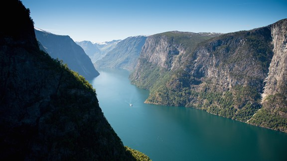 Experience a fantastic fjord cruise on the Sognefjord & Nærøyfjord in a nutshell tour by Fjord Tours - Gudvangen, Norway