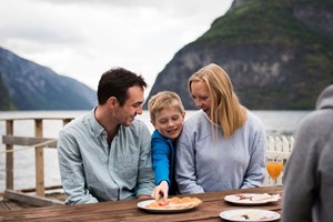 Cheese tasting in Undredal, Flåm, Norway - Norway in a nutshell® Family