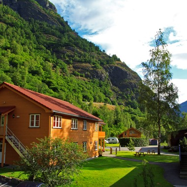Flam Camping & Youth Hostel
