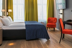 Double room at Thon Hotel Spectrum - Oslo, Norway