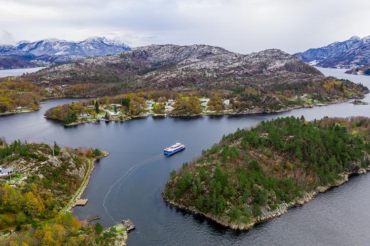 Lysefjorden & Preikestolen Fjordcruise