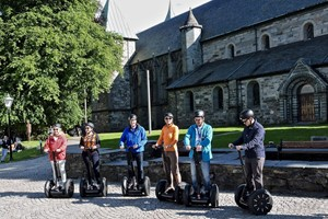 Guided Segway tour in Stavanger - Norway