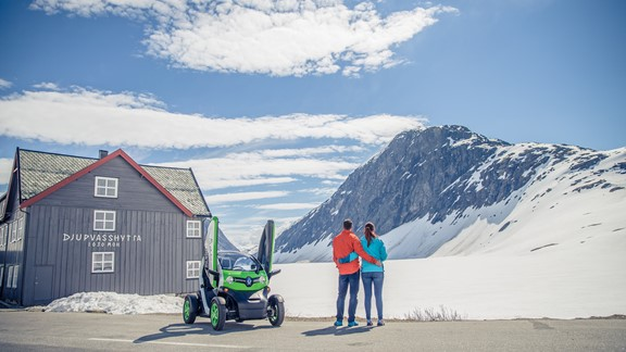 Sustainable Travel in Norway