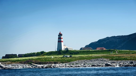 Alnes Lighthouse, Norway