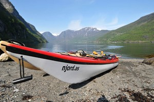 3 hour kayaking trip in Flam