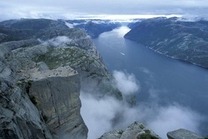 The Pulpit Rock and Lysefjord - Stavanger, Norway