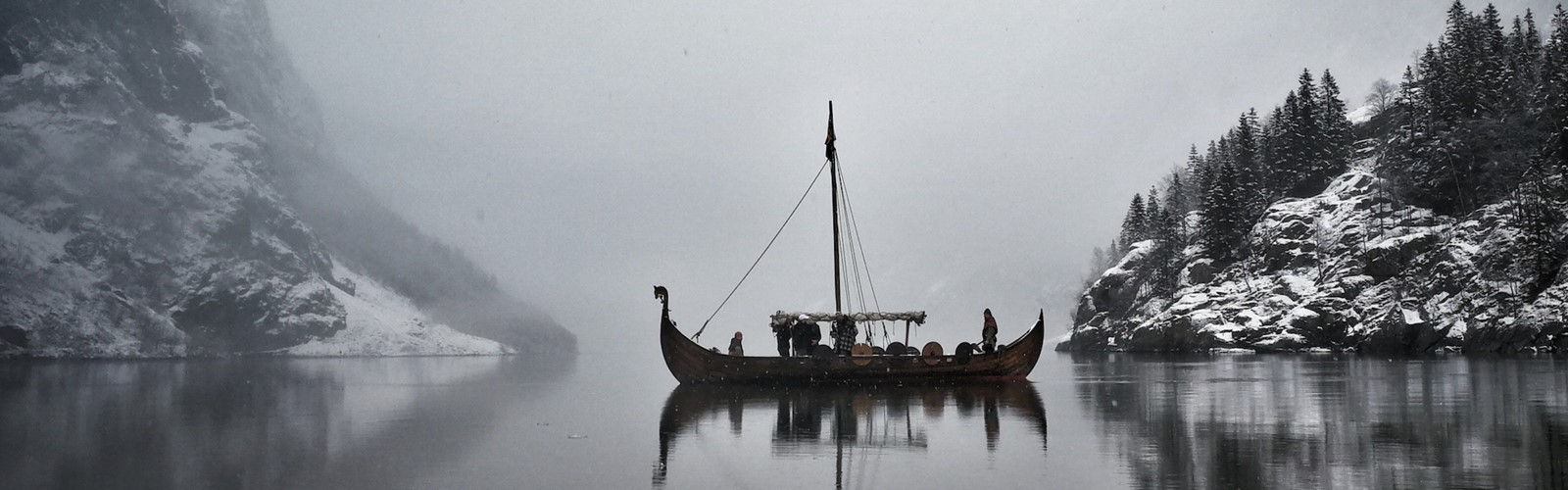 The Fascinating History of Viking Ships