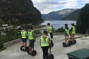 Guided Segway tour in Flåm - 75 min