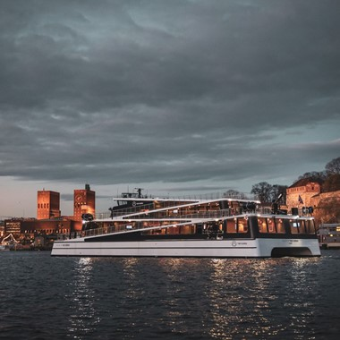 Electric Fjord Cruise in Oslo - Norway