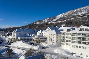 Winter at Dr. Holms Hotel - Geilo, Norway