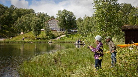 Femundsmarka National Park - Activity park for children