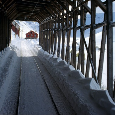 Experience the Bergen Railway  on the Norway in a nutshell® winter tour by Fjord Tours - Bergen, Norway