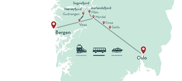 The Original Tour London Map.The Original Norway In A Nutshell Tour Fjord Tours