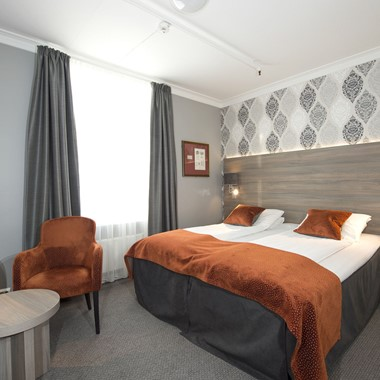 Double room at Dr. Holms Hotel -  Geilo, Norway