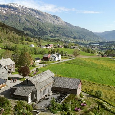 Experience Voss on the Hardangerfjord in a nutshell tour & Rosendal , Voss - Norway