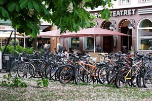 Off the beaten path bike tour in Oslo