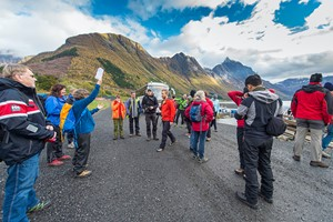 Travel on one ticket with Fjord Tours on the Hjørundfjord & Norway in a nutshell® tour