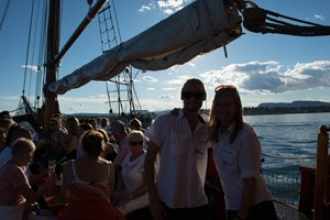 Oslo City Cruise - Hop on & off