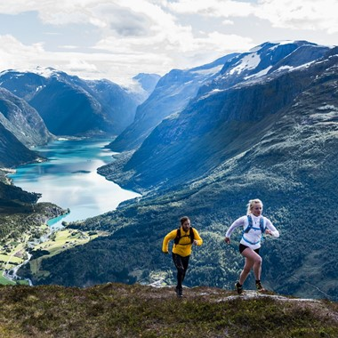 Experience Hoven Loen with Fjord Tours on the Epic Fjord & Rail tour  - Loen, Norway