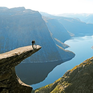 Trolltunga Shuttle Transport
