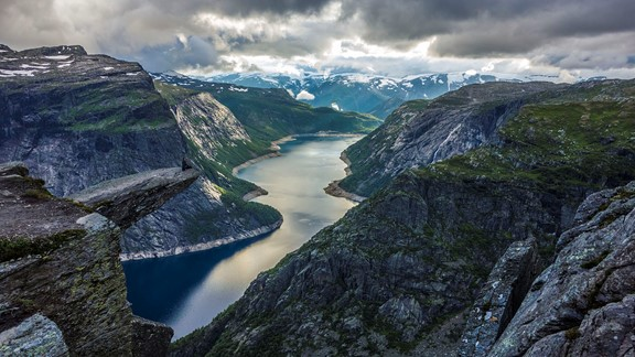 Trolltunga Sunset & Sunrise tur