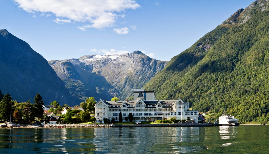 Sognefjord & Local Food