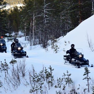 Snowmobile Dagali