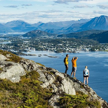 Experience Ålesund with Fjord Tours on the Epic Fjord & Rail tour  - Ålesund, Norway