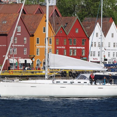 Sailboat cruise in Bergen - Norway