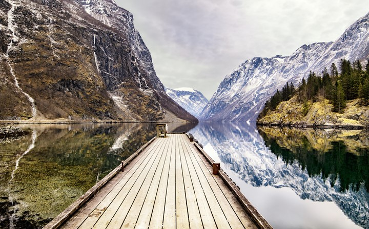 Multi Day Winter Tours Norway Fjords Northern Lights