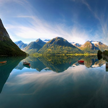 Experience Loen with Fjord Tours on the Epic Fjord & Rail tour  - Loen, Norway