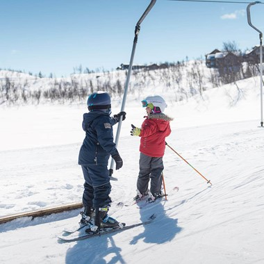 Ski ticket Geilo