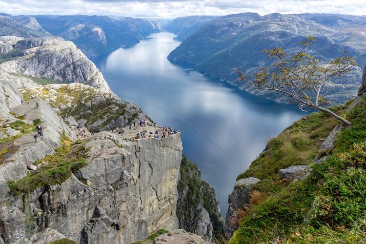 El Púlpito de Noruega - Excursión por rutas apartadas