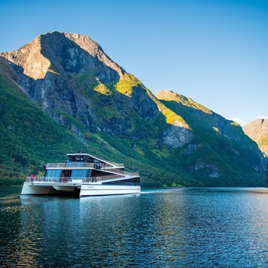 Vision of the fjords- Gudvangen - Flåm, Norway - Norway in a nutshell® Family