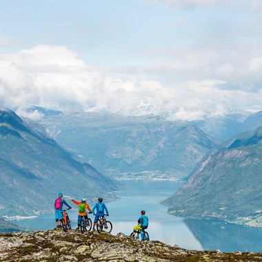 Experience Kaupanger on the Sognefjord & Nærøyfjord in a nutshell tour by Fjord Tours - Kaupanger, Norway