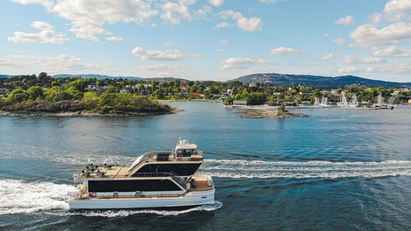Electric Dinner cruise in Oslo