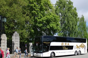 Oslo Selected Highlights Bus Tour