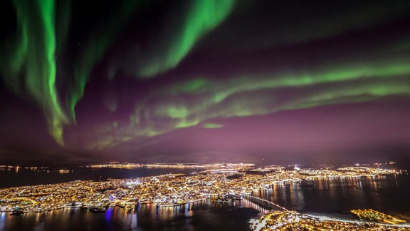 Northern Lights, Tromsø - Norway