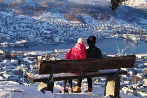 Experience Bergen on the Norway in a nutshell® winter tour by Fjord Tours - Bergen, Norway